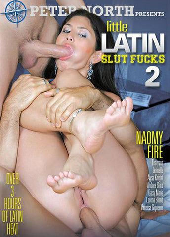 Little Latin Slut Fucks 2 Adult DVD