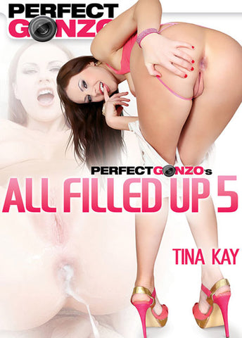 All Filled Up 5 Porn DVD