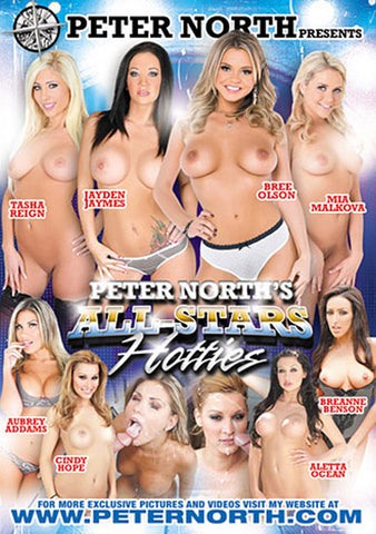 Cheap Peter North's All-Stars Hotties porn DVD