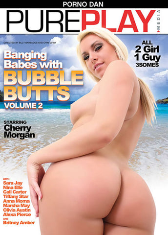 Banging Babes With Bubble Butts 2 Sex DVD
