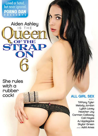 Cheap Queen Of The Strap-On 6 porn DVD