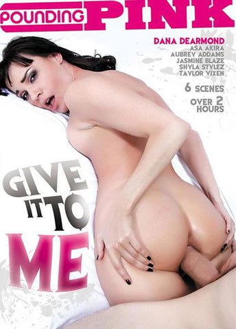 Cheap Give It To Me porn DVD