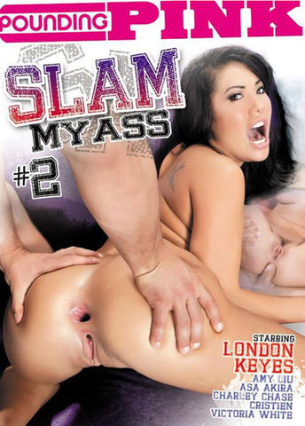 Cheap Slam My Ass 2 porn DVD