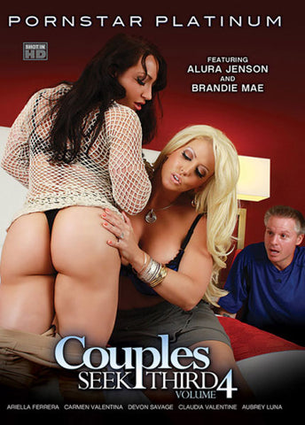Couples Seek Third 4 XXX DVD