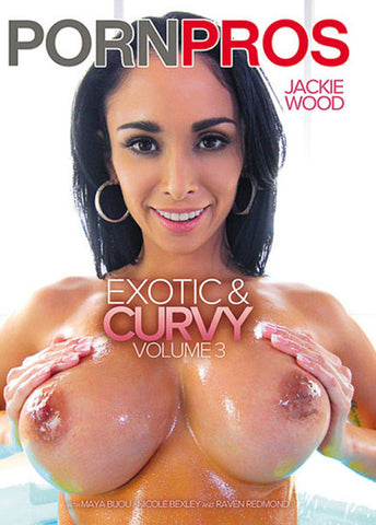 Exotic & Curvy 3 XXX Adult DVD
