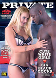 Cute White Girls Love Big Black Cocks 2 XXX DVD