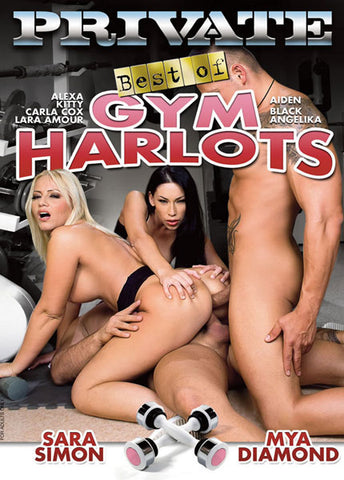 Cheap Best Of Private: Gym Harlots porn DVD