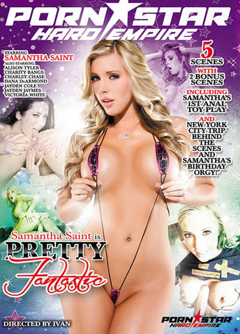 Cheap Samantha Saint Is Pretty Fantastic porn DVD