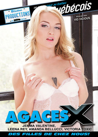 Agaces X Adult DVD