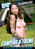 Camping X-Treme 3 Sex DVD