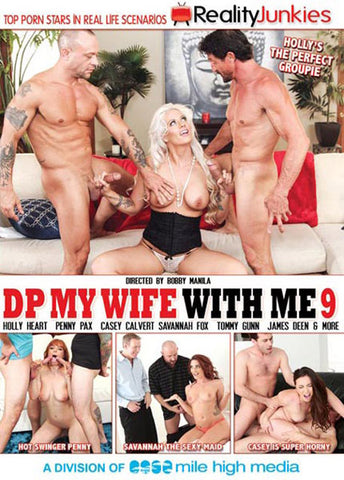 DP My Wife With Me 9 Adult DVD