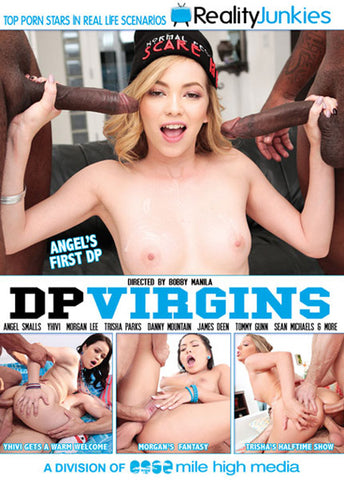 DP Virgins XXX DVD
