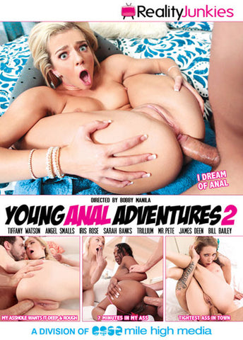 Young Anal Adventures 2 XXX DVD