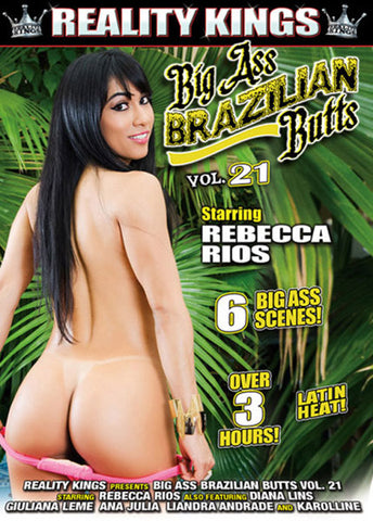 Big Ass Brazilian Butts 21 XXX DVD