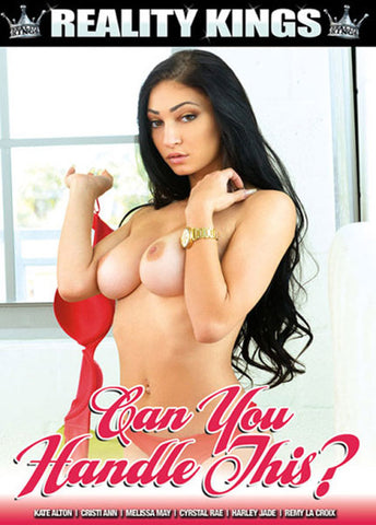 Can You Handle This? XXX Adult DVD