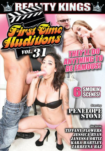 Cheap First Time Auditions 31 porn DVD