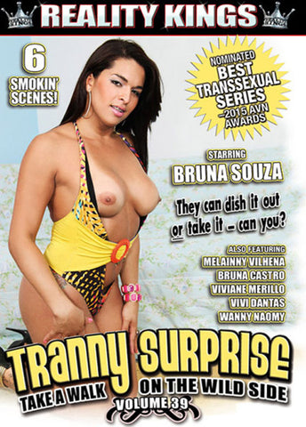 Tranny Surprise 39 XXX DVD