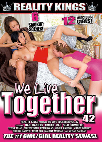 We Live Together 42 Adult DVD