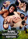 Cheap Anal Warehouse Auditions 2 porn DVD