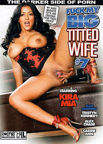 Fuck My Big Titted Wife 7 XXX Adult DVD