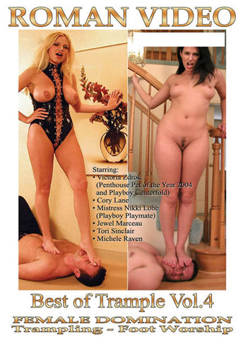 Cheap Best Of Trample 4 porn DVD