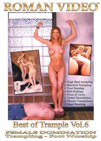 Cheap Best Of Trample 6 porn DVD