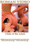 Cheap Clash Of The Asses porn DVD