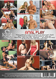 Cheap Kink School: A Guide To Anal Play porn DVD