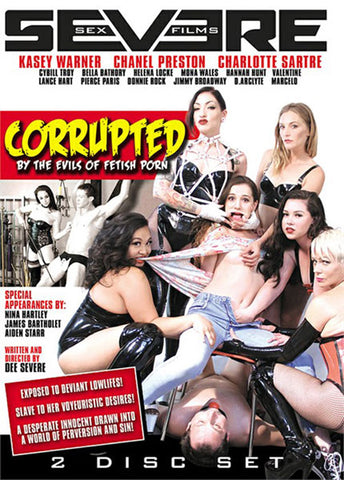 Corrupted By The Evils Of Fetish Porn Adult Movies DVD