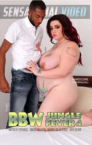 BBW Jungle Fever 4 XXX DVD