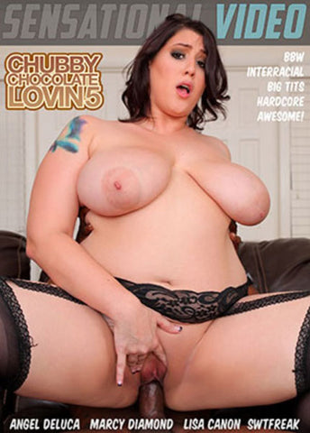 Chubby Chocolate Lovin' 5 Adult DVD