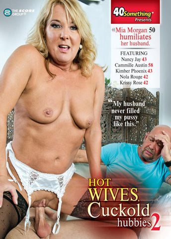 Hot Wives Cuckold Hubbies 2 Adult Movies DVD