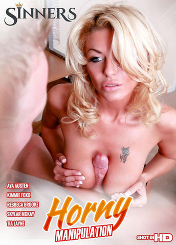 Horny Manipulation XXX Adult DVD