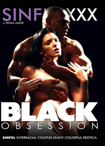 Black Obsession XXX DVD