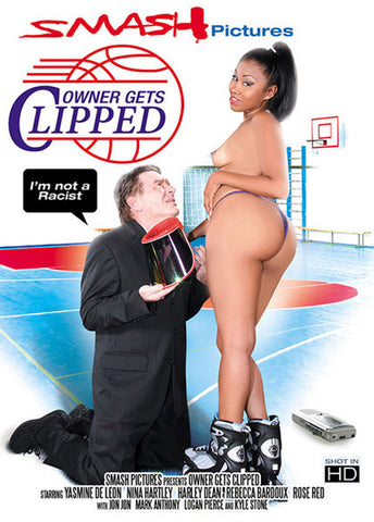 Cheap Owner Gets Clipped: XXX Parody porn DVD