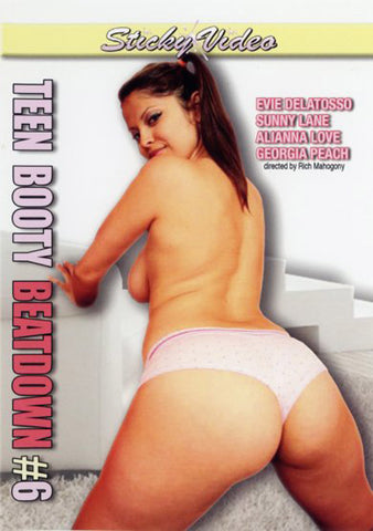 Cheap Teen Booty Beatdown 6 porn DVD