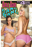 Cheap Girls Gone Gang Bang 4 Pack (4 Disc Set) porn DVD