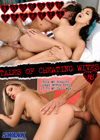 Cheap Tales Of Cheating Wives 8 porn DVD