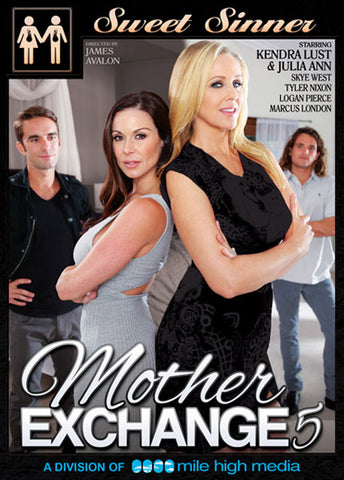 Mother Exchange 5 Adult DVD
