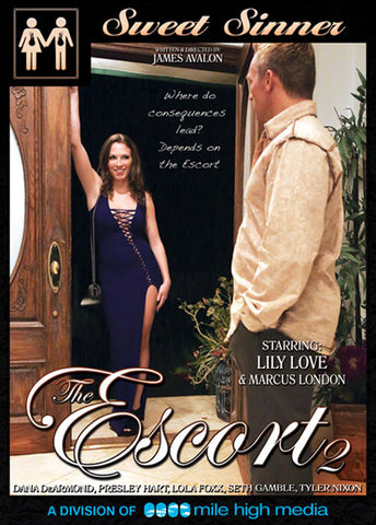 Cheap The Escort 2 porn DVD