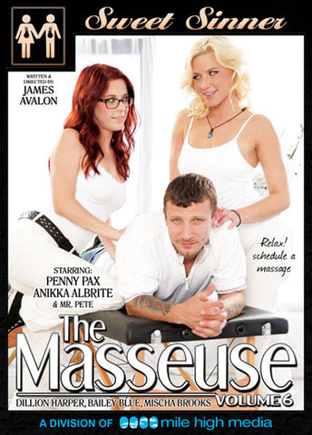 Cheap The Masseuse 6 porn DVD