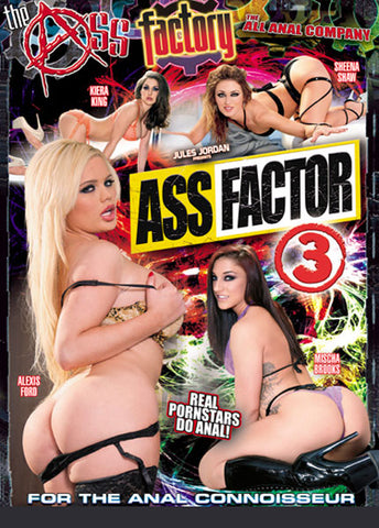 Cheap Ass Factor 3 porn DVD