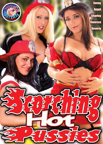 Cheap Scorching Hot Pussies porn DVD