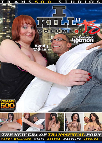 Cheap I Kill It TS 6 porn DVD
