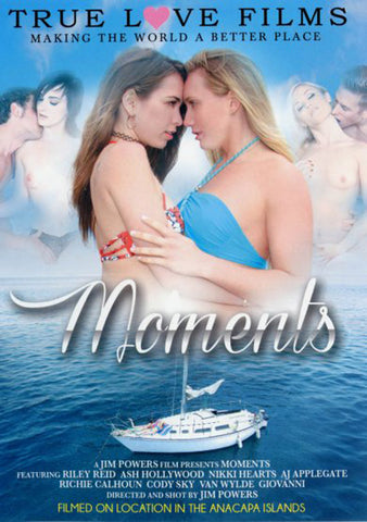 Moments Adult Sex DVD