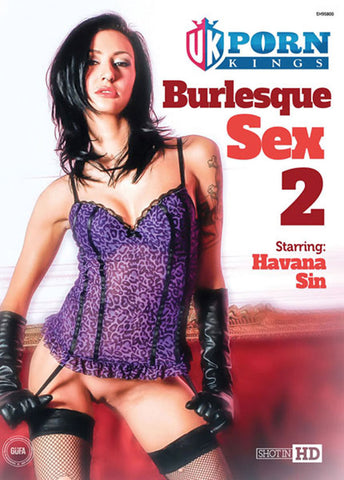 Burlesque Sex 2 Adult DVD