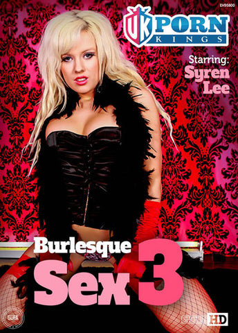 Burlesque Sex 3 XXX DVD