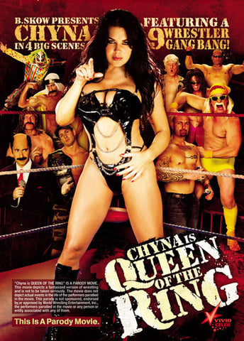 Cheap Chyna Is Queen Of The Ring porn DVD