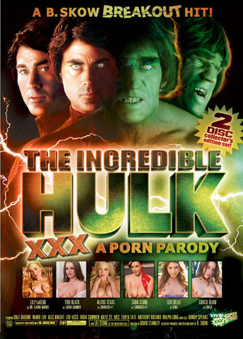 Cheap The Incredible Hulk XXX: A Porn Parody (2Disc Set) porn DVD