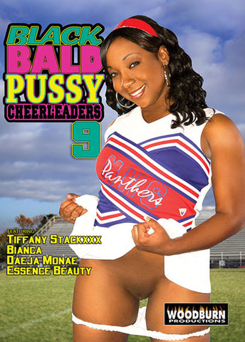 Black Bald Pussy Cheerleaders 9 Adult Sex DVD